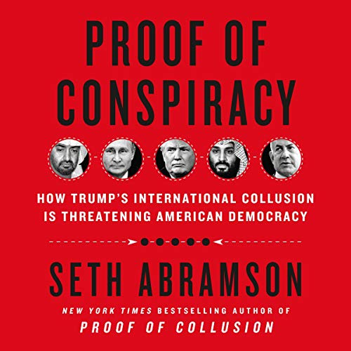 Proof of Conspiracy audiobook cover art