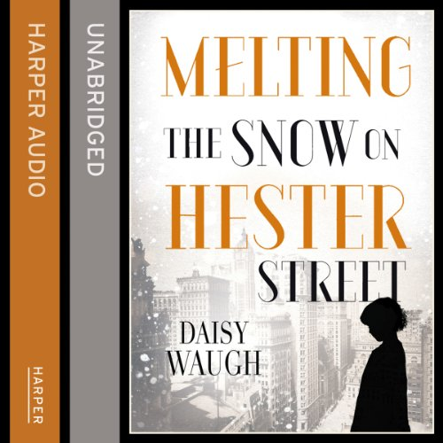 Melting the Snow on Hester Street cover art