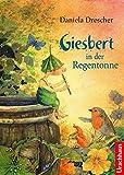 Giesbert in der Regentonne