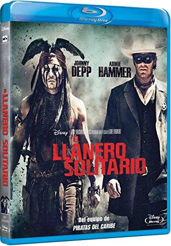 El Llanero Solitario [Blu-ray]