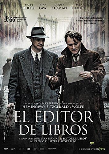 El editor de libros [DVD]
