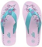 Lico Tao, Zapatos de Playa y Piscina para Niñas, Turquesa (Tuerkis/Pink Lot Tuerkis/Pink Lot), 32 EU