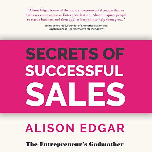 Secrets of Successful Sales cover art