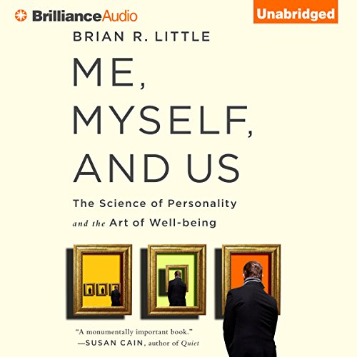 Me, Myself, and Us audiobook cover art