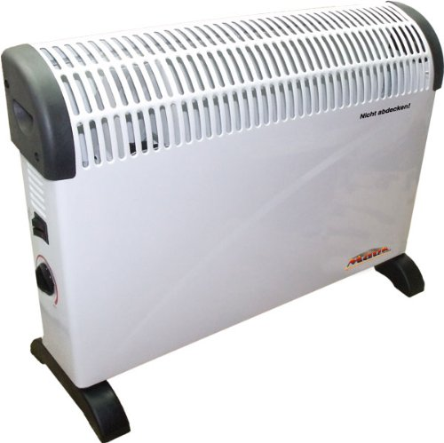 Elektroheizung Standheizung Konvektor 2000 Watt