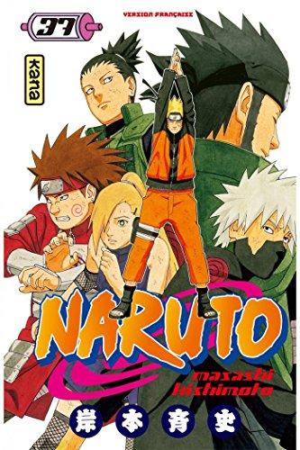 Naruto - Tome 37