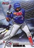 2018 Bowman - Bowman's Best - Vladimir Guerrero Jr. - Toronto Blue Jays Baseball Rookie Card RC #TP1. rookie card picture