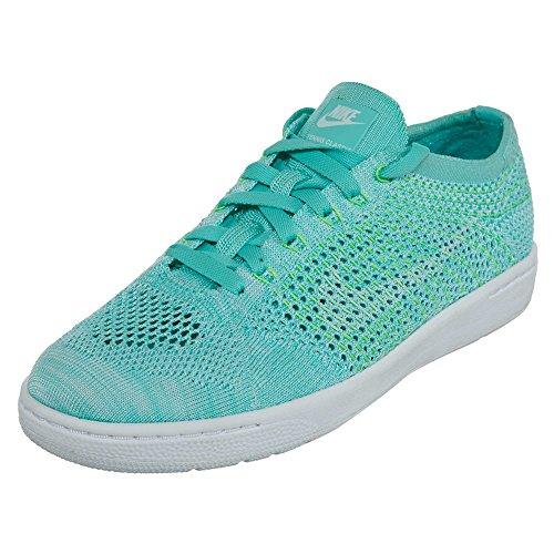 Nike Donna W Tennis Classic Ultra Flyknit Scarpe Sportive Turchese Size: 37 1/2
