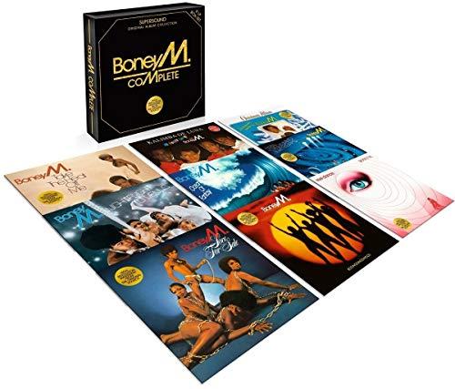 Complete (Original Album Collection - 9LP Box-Set) [Vinyl LP]
