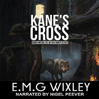 Kane's Cross audiobook cover art