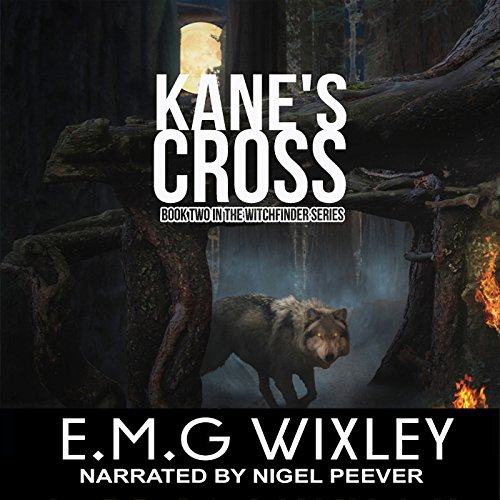 Kane's Cross audiobook cover art