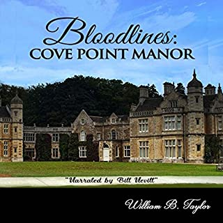 Bloodlines: Cove Point Manor audiobook cover art