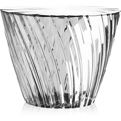 Kartell Sparkle 8805 Tavolino, PMMA, Transparente (Crystal)