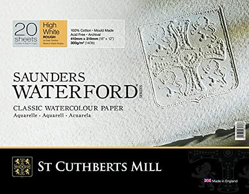 High White Saunders Waterford Block
