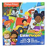 Canadian Group Fisher-Price Little People 18 Piece Jigsaw Puzzle 3 Pack