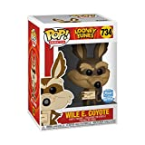 Funko POP! Animation: Looney Tunes Wile E. Coyote #734 Exclusive [Sold Out]
