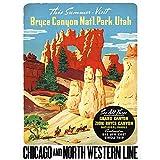Wee Blue Coo Travel Bryce Canyon National Park Utah USA