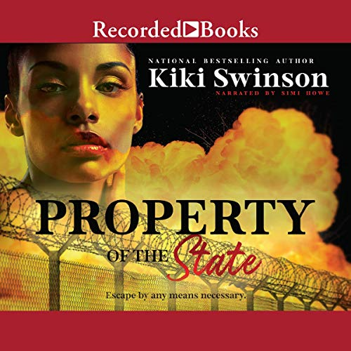 Property of the State audiobook cover art