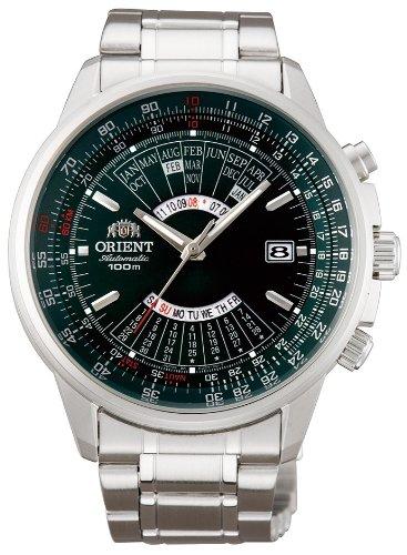 Orient y # x3010; Amazon. co. jp limitada y # x3011; Hombres de Self-winding relojes millones de años calendario en el extranjero modelo seu07007fx