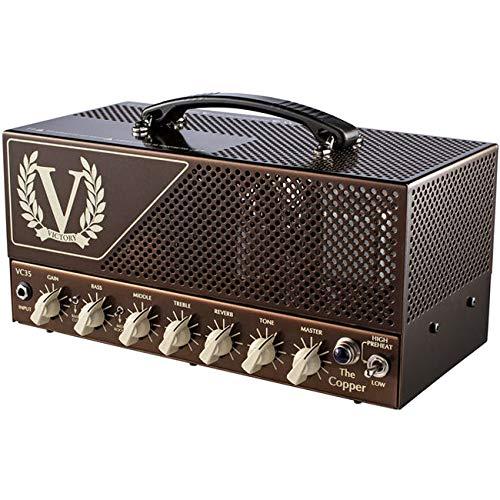 Victory VC35 The Copper · Topteil E-Gitarre