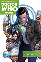 Doctor Who: The Eleventh Doctor Archives Omnibus Vol. 2 178276769X Book Cover