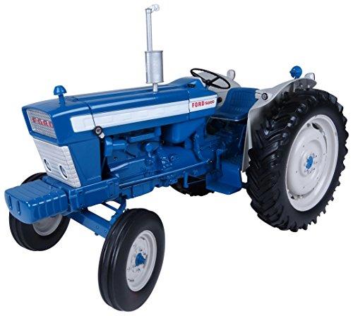 Universal Hobbies Ford 5000 Tractor de la Vendimia 6X