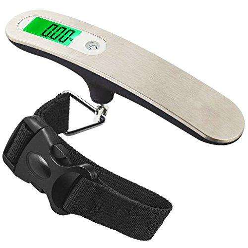 Numérique Valise Balance Bagages Balance Voyage Balance handwaage valise Balance noir