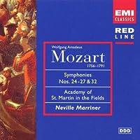 Mozart Symphonies 24