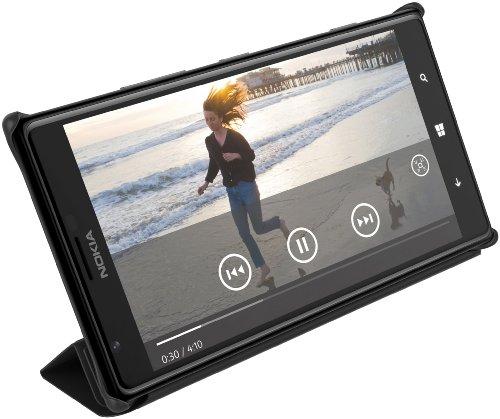 Nokia CP-623 - Funda para Nokia Lumia 1520 (función soporte), negro