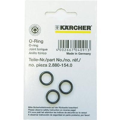Karcher 2.880-990.0 Pack of 5 x Lance Spare O-Ring Seals for Hose Gun Part Set 5X-Kaercher by Karcher