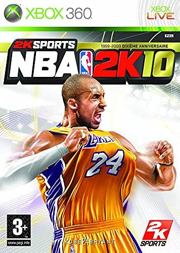 Take-Two Interactive NBA 2K10, Xbox 360 - Juego (Xbox 360, FRE)