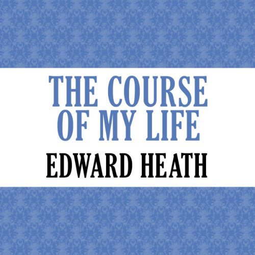 The Course of My Life audiobook cover art