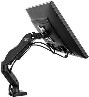 17''-27'' LED/LCD Desktop Mount - Gas Strut Flexi Mount Desktop Built with Interactive Ergonomical Concepts