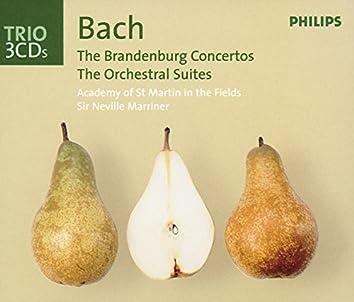 Bach, J.S.: Brandenburg Concertos / Orchestral Suites / Violin Concertos