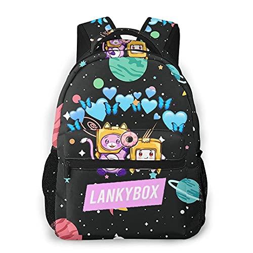 hengtaichang Kid Schoolbag Lanky-Box Merch Rucksack Child Schoolbags Wasserfester Studentenrucksack