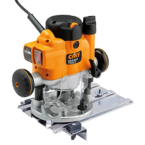 CMT Orange Tools CMT8E electrofresadora 1000 W 230 V mit Clip D 8 mm