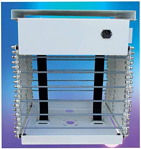 CGOLDENWALL - Soporte de techo para proyector eléctrico, soporte de techo para...