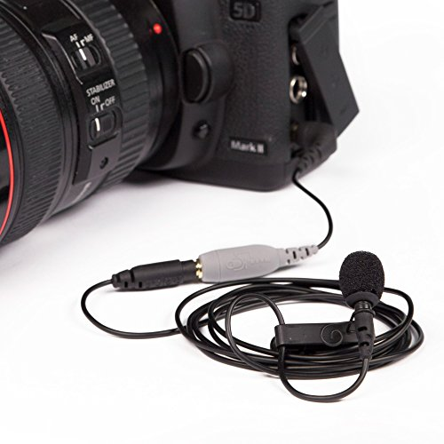Rode Smartlav+ Lavalier Microphone for Smartphone