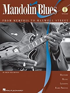 Mandolin Blues: from Memphis to Maxwell Street by Rich DelGrosso (2007-03-02)