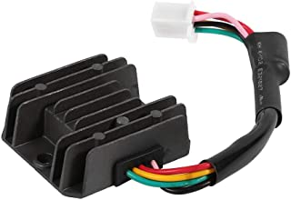 Motorcycle Voltage Regulator Rectifier Stabilizer With 5 Pins for Universal Motorcycle Motorbike Quad Scooter