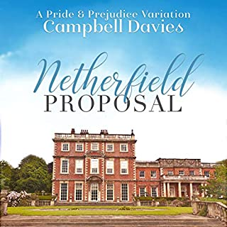 Netherfield Proposal: A Pride & Prejudice Variation Titelbild