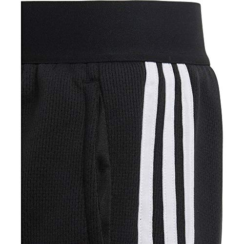 adidas Kinder Predator 3-Stripes Shorts, Black/White, 152