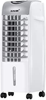 Maxkon Multi-functional 6L Evaporative Air Cooler Remote Cooling Fan Humidifier White