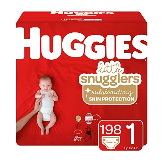 Huggies-Brand-Bundle-Huggies-Little-Snugglers-Baby-Diapers-Size-4-140-Count-Huggies-Natural-Care-Unscented-Baby-Wipes