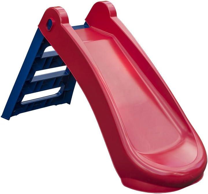 PalPlay Folding Slide Red/Blue