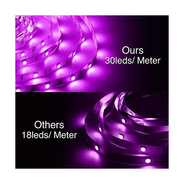Led Strip Lights purple
