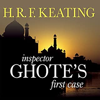 Inspector Ghote's First Case cover art