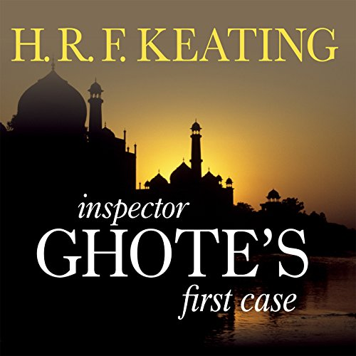 Inspector Ghote's First Case audiobook cover art