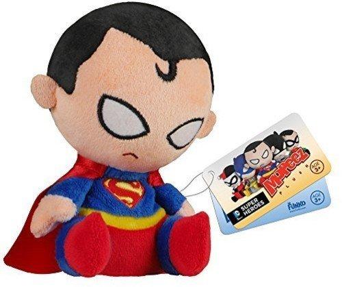 Mini Pelúcia Coleção Mopeez Da Funko! Super Homem 12cms