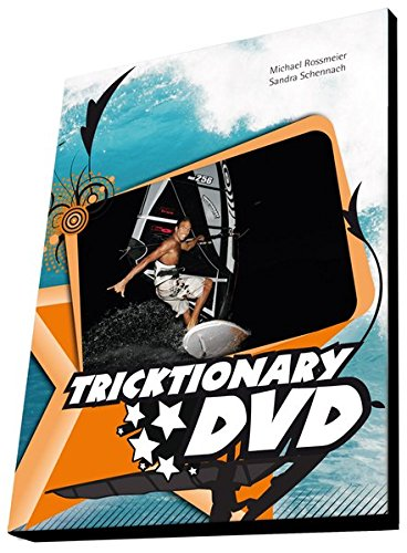 Tricktionary DVD: The ultimate windsurfing instructional Movie - NTSC VERSION (USA,Japan) [Alemania]